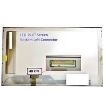 Toshiba SATELLITE C55D-B5214 Laptop Screen 15.6 LED BOTTOM LEFT WXGA HD - $108.99