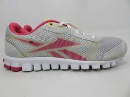 Reebok Real Flex Optimal Size 5.5 M (Y) EU 37 Girl's Youth Running Shoes J87793
