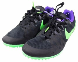 New Nike Zoom Rival M8 Sprint Track Spikes Cleats Shoes Size 11.5 806555-035 Nwt - $37.39