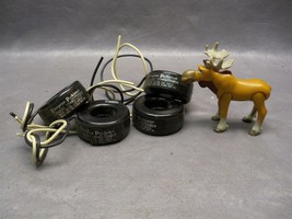 Crompton Parkinson 6AA16 Current Transformer Ratio 80:A 5-400Hz 600v Lot... - $100.16