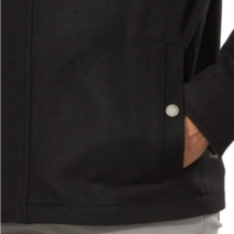 Pendleton Men's Black Cascade Wool Blend Zip up Jacket Coat Large New w Tags image 4