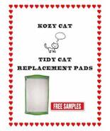 80ct Kozy Kat Generic Breeze Litterbox Pads Same Quality Less $$$ Free S... - $64.49