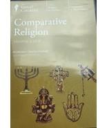 Comparative Religion (2008, CD) Vol 2-6 Discs-Tested-Rare Collectible-Sh... - $24.27