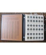Lincoln Cents Album Years 1909 V.D.B.-2015 AH49 - $478.74