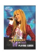 Disney Hannah Montana Playing Cards - $2.99