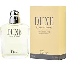 Dune By Christian Dior Edt Spray 3.4 Oz 100% Authentic - $103.60