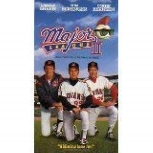 Major League II Vhs