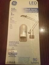 PC 13435 GE Lighting,GE, LED1T3/G4-LT, 1W, Frosted, T3, LED Light Bulb 1558701 - $20.67