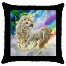 Throw pillow case unicorn - $19.50