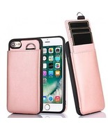 CaseHaven IPhone 7 Wallet Case, Pull-out Tab, 3 Card Holder ID Slot, Pr... - $13.39