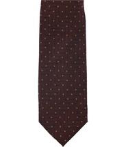 52$ Alfani Mens Pasadena Dot Self-tied Necktie, Red, One Size - $24.99