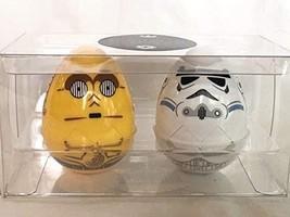 Disney Parks EGGstravaganza 2018 Star Wars Easter Egg Set C-3PO & Stormt... - $29.65