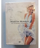 Marilyn Monroe: The Diamond Collection Volume 1 (DVD 2005, 6-Disc Set) NEW - $89.09