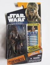 "CHEWBACCA Star Wars Saga Legends 3 3/4"" inch Action Figure #SL18 2010 - $19.79"