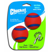 Canine Hardware Orange Chuckit! Ultra Ball Dog Toy 2 Inch/2 Pack 6600481... - ₹1,402.60 INR