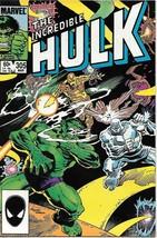 The Incredible Hulk Comic Book #305 Marvel 1985 Near Mint New Unread - $3.99
