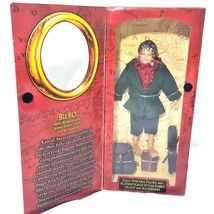 Toy Biz Lord of the Rings Two Towers Bilbo Figure 81192 - $19.88