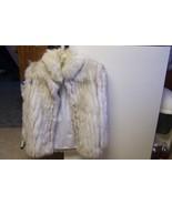 Beautiful Ladies Genuine Fox Fur Jacket, Size Small - $225.00