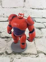 Disney Store Big Hero Six Armored Baymax Figure Cake Topper Toy - $14.84