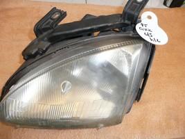 92-95 HONDA CIVIC 2 dr coupe left/drivers side headlight/headlamp used - $21.76