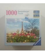 Ravensburger Eiffel Tulips 1000 Piece Jigsaw Puzzle - $46.74