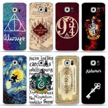 Symbol Hallows 934 Slytherin Map Phone Case For Samsung A6 2018 S7 edge ... - $5.71