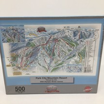 Park City Mountain Resort Venue for 2002 Olympic Winter Games 500 pc. Pu... - $56.09