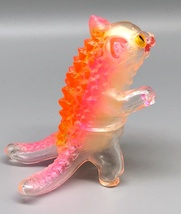 Max Toy Clear Negora w/ Pink Spine Rare image 1
