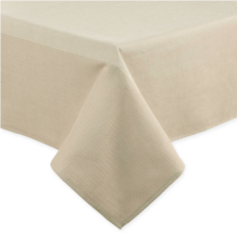 Ellen DeGeneres Brody 60-Inch x 84-Inch Oblong Tablecloth in Natural - $24.74