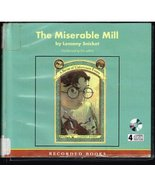 The Miserable Mill [Audio CD] Lemony Snicket - $4.83