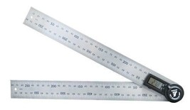 Shinwa measurement Digital protractor hold function attached 30 cm 62496... - $74.24
