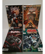VENOM #1 AND #19 + MANIA + DARKHAWK - ABSOLUTE CARNAGE - FREE SHIPPING - $18.70
