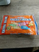 Tootsie Fruit Chews Assorted Fruit Rolls Chewy Candy (2) 5.13 oz bags - $19.55
