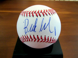 BUD SELIG 9TH MLB COMMISSIONER HOF SIGNED AUTO 2013 WS OML BASEBALL JSA ... - $178.19