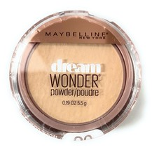 Maybelline New York Dream Wonder Pressed Powder 0.19 oz #03 Light Ivory - $8.42