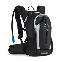 Insulated Hydration Water Backpack Pack with 2.5L BPA Free Bladder Hikin... - $45.09
