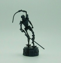 Star Wars Saga Edition Black General Grievous Chess Replacement Game Piece image 1