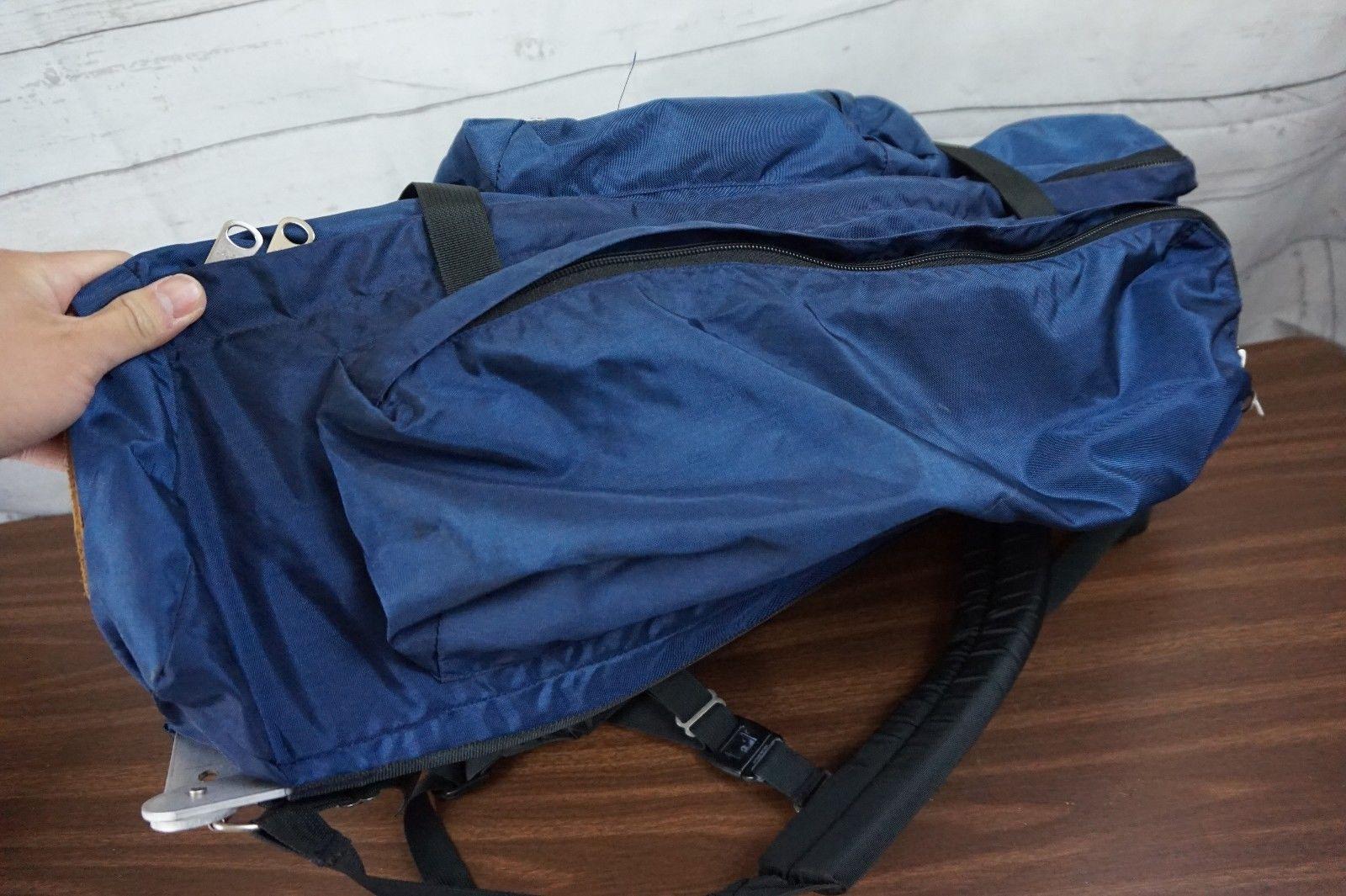 VTG The North Face Hiking Camping XL Backpack w/ Internal Frame Bag