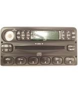 Ford Mercury CD radio face +button set.Are yours worn? Solve it.New ster... - $10.00