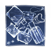 Chanel Silk X-Ray Scarf - $305.00