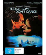 TOUGH GUYS DON'T DANCE  Ryan O'Neal  Isabella Rossellini  Comedy - DVD - $16.90