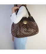 Louis Vuitton Damier Ebene Sistina GM Shoulder Bag - $849.00