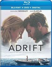 Adrift  [Blu-ray+DVD, 2018]