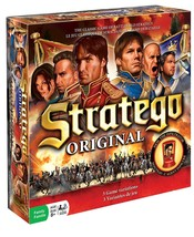 Stratego Original Classic Game Battlefield Strategy Capture Your Opponen... - $71.37