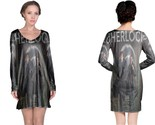 Sherlock holmes tv show uk long sleeve night dress thumb155 crop