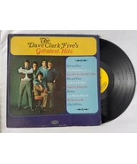 The Dave Clark Five's Greatest Hits Disque Vinyle Vintage 1966' Epic ' -... - $30.26