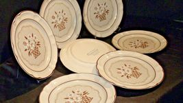 Stoneware Cumberland Mayblossom Dinner Plate by Hearthside Replacement pieces AA image 5
