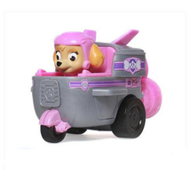 Paw Patrol Toy Set Robot Dog Patrulla Canina Toys Anime Figurine Car Pla... - $9.98