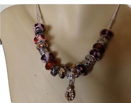 European Bead Necklace - $16.00