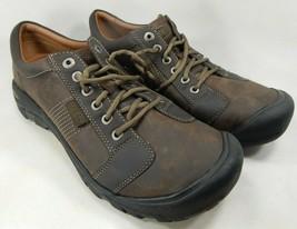 Keen Austin Size US 13 M (D) EU 47 Men's WP Lace-Up Oxford Casual Shoes 1019508 - $91.09